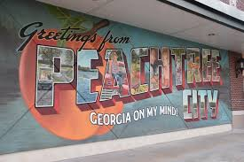 Big Ang Mural Unveiling by New Mural Unveiled In Peachtree City