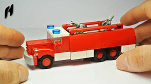 How To Build The Fire Truck Tatra 148 (MOC) | TATRA | Pinterest ... How To Use Ez Truck Builder Youtube Zombie Build 5 Fire Truck 1962 Old Timey Fire First Factory Motorized Pumper Build The Clics Engine Toy And Extinguish Any Clictoys Lego City Fire 60002 1500 Hamleys For Toys Games German Vw Trucks Accsories Play T For To A Small Simple Lego Moc 4k Vwvortexcom Future Thread Converting Vintage Firetruck Tatra 148 Tatra Pinterest Photos