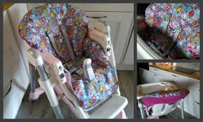 100 High Chair Pattern PDF DIY High Chair Cover Patron Et Tuto PDF Housse Etsy