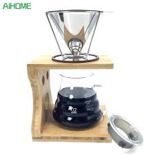 Pour Over Coffee Stand Diy