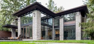 100 Mountain House Designs The Glass Room Modern Portfolio David Small