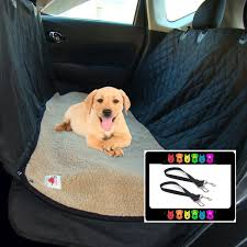 Amazon.com : Ultimate Pet Seat Cover And Dog Hammock For Cars, SUVs ... Pet Seat Cover Reg Size Back For Dogs Covers Plush Paws Products Car Regular Black Dog Waterproof Cars Trucks Suvs My You And Me Hammock Amazoncom Ksbar With Anchors Single Front Shop Protector Cartrucksuv By Petmaker On Tinghao Universal Vehicle Nonslip Folding Rear Style Vexmall Seat Cover Lion Heart Pets Lhp1 Heart Approved Eva Foam With Suvs And