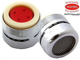neoperl spring flo 2 2 gpm slotted faucet aerator plumbers