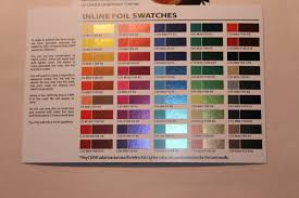 Wholesale Inline Foil Printing With Color Trade Print