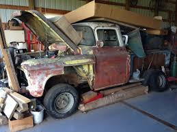 RARE 1957 Chevrolet NAPCO 4x4 Shortbed Stepside Pickup Project For ... 51959 Chevy Truck 1957 Chevrolet Stepside Pickup Short Bed Hot Rod 1955 1956 3100 Fleetside Big Block Cool Truck 180 Best Ideas For Building My 55 Pickup Images On Pinterest Cameo 12 Ton Panel Van Restored And Rare Sale Youtube Duramax Diesel Power Magazine Network Ute V8 Patina Faux Custom In Qld