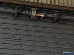 service de dépannage de rideaux métallique sur et idf