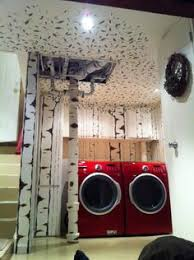 cool idea wraps around the metal support beams in basements