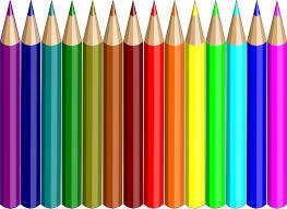 14 Colored Pencils Clip Art at Clker vector clip art online