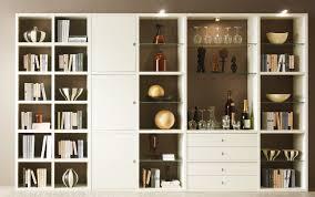 Schlafzimmer In Dachschrã Bücherregal Regalwand Anbauwand Weiß Lack Modell Tara