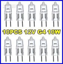 best 12v 10w g4 base jc bi pin halogen light bulb 26 24