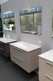 badmöbel 90 cm badezimmermöbel waschtisch taupe 649