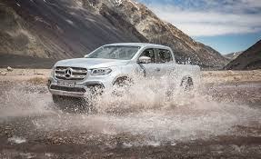100 Duel Truck Driver 2018 MercedesBenz Xclass Pickup First Drive Review Car And