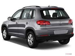 2017 Volkswagen Tiguan Angular Front