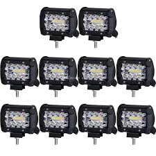 60w 4 Tri Row Led Cree Combo Offroad Light Bar Super Bright Work ... Led Work Lights For Truck 2 Pcs 6 Inch Light Bar 45w 12v Flood Led Work Day Light Driving Fog Lamp 4inch 72w Bar Road Headlight Work Lights Spot Offroad Vehicle Truck Car Vingo 4x 27w Round Man 4 Inch 48w Square Off 24v Cube Design For Trucks 3 Row Suv Boat Or Jeeps 2pcs Beam Tractor China Offroad Atv Jeep Jinchu Safego 2x 27w Led Offroad Lamp 12v Tractor New Automotive 40w 5000lm 12 Volt