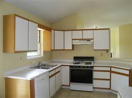 A Quick Fix For Those Ugly Kitchen Cabinets This Was The 80s When We