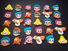 Bubble Guppies Cake Toppers by Bubble Guppies Cupcakes Https Www Facebook Com The Rachels Cakes