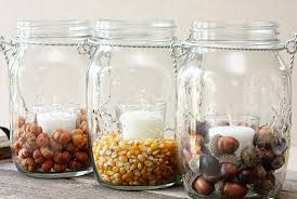 30 Mason Jar Fall Crafts