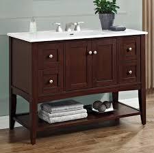 70 Bathroom Vanity Single Sink by Shaker Americana 48