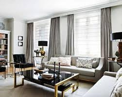 wohnzimmer gardinen modern gardinen modern wohnzimmer braun