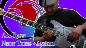 Smashing Pumpkins 1979 Bass Tab by Neon Trees Animal Surf Style All Bass By Bentura Madrid