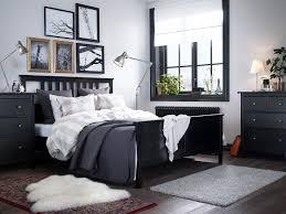 schlafzimmer dunkel modern einrichten ikea deutschland