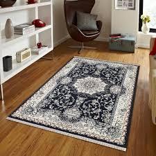 hell teppich teppiche kurzflor rechteck viereck wohnen