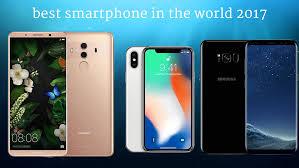 The top best smartphone 2017 GSMOrigin