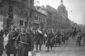 siege liberation nikolay malishevsky liberation of europe siege of budapest