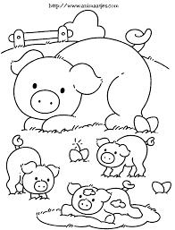 Cómo Hacer Un Dibujo De Un Cerdo Paso A Paso