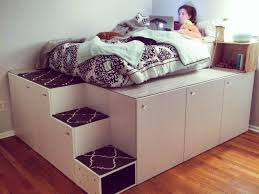 Best 25 Ikea platform bed ideas on Pinterest