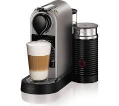 NESPRESSO By Krups Citiz Milk XN760B40 Coffee Machine