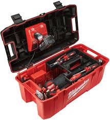 New Milwaukee Tool Box Men things Pinterest