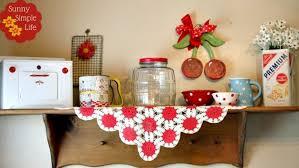 Sunny Simple Life Vintage Kitchen Decor