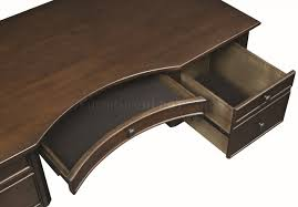 Coaster Contemporary Computer Desk by Writing Desk In Chestnut By Coaster