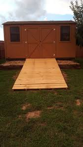 Youtube Shed Plans 12x12 by Best 25 Ramp For Shed Ideas On Pinterest Bicycle Storage