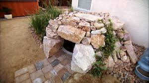 Rock Landscaping Ideas | DIY Outdoor Living Cute Rock Garden Design Idea Creative Best 20 River Landscaping Ideas On Pinterest With Lava Fleagorcom Natural Landscape On A Sloped And Wooded Backyard Backyards Small Under Front Window Yard Plans For Of 25 Rock Landscaping Ideas Diy Using Stones Interior 41 Stunning Pictures Startling Gardens