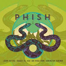 Bathtub Gin Phish Studio by Setlist Phish Lockn U0027 Festival Oak Ridge Farm Arlington Va