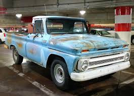 Parking Garage Find, A 1965 Chevy C-20 Pickup | Automotive ...