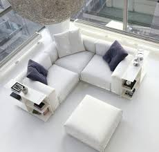 corner sofa in the living room comfortable seating area to