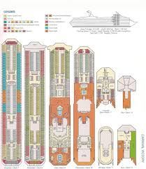 Carnival Splendor Deck Plans by Carnival Victory Deck Plans Radnor Decoration