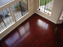 Dark Cherry Hardwood Floors This Brazilian Floor Has Been Refinished By