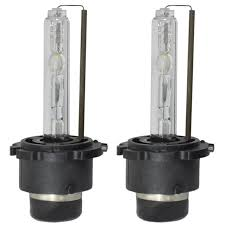 safego 2x ac 12v 35w hid xenon d2s replacement headlight bulbs d2c