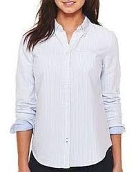 jcpenney light blue dress s light blue dress shirts from jcpenney s fashion