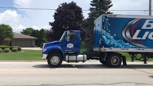 100 Bud Light Truck International YouTube