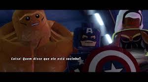 That Sinking Feeling Lego Marvel Minikit by Lego Marvel Super Heroes Ps4 Visão Do Destino Fase 14 Fera