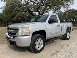 100 Trucks For Sale In San Antonio Tx Used 2011 Chevrolet Silverado 1500 For In TX 78260