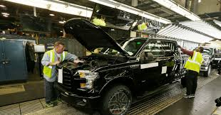With F-150, Ford Hopes To Get More Drivers On Its Bandwagon Ford Begins Retooling Dearborn Truck Plant For 2015 F150 Tour Photo Image Gallery Video Inside Fords Resigned Truck Plant To See How The F Meet Woman In Charge Of Building Bestselling Pickup Production At Video 2019 A Decade Sustainability Tnw Companion Descriptions Ieee Icps 2017 Celebrates Reopening Michigan Radio 100 Years Building Cars And Wealth Rouge Manufacturing Media Center Facing Complete Shutdown Production After Fire