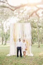 DIY Crepe Paper Summer Wedding Inspiration