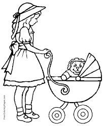 Imposing Ideas Kids Pictures To Color Coloring Pages