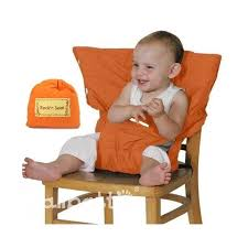 chaise nomade baby to portable high chair